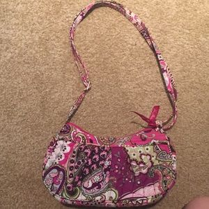 Vera Bradley Small Crossbody Purse!!
